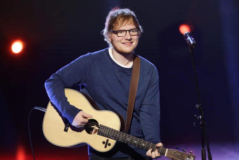 Sheeran cancels East Asia shows, SE Asia leg still on
