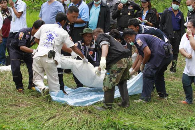 Jail term upheld for father of Akeyuth's murderer   Bangkok Post: news