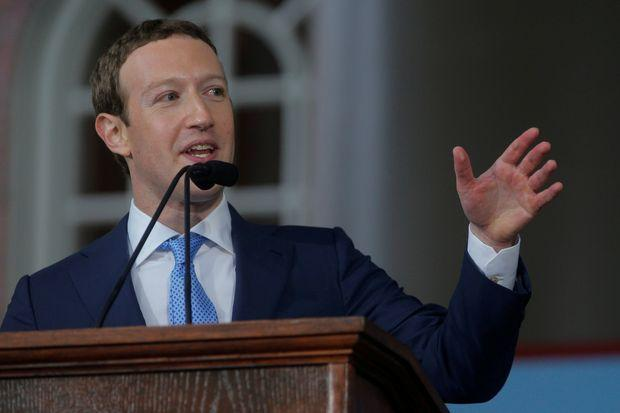 Facebook Denies Zuckerberg's Upcoming Visit To Thailand