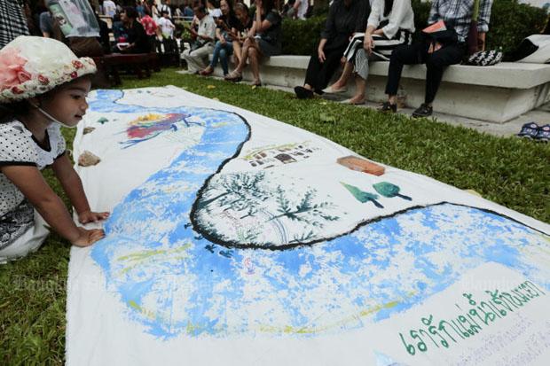 Chao Phraya on heritage watch list