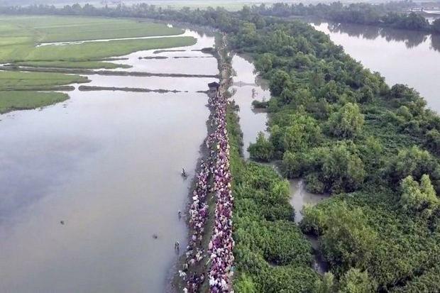 Suu Kyi reveals plan for Rakhine