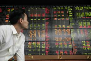 Thai shares fall most in 11 months, Philippines rebounds