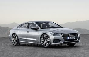 Audi reveals new A7 Sportback for 2018