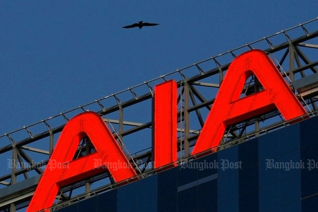 AIA new business climbs 20%