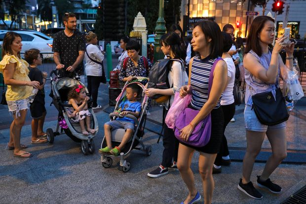 Go-go going as Chinese women fuel tourism boom