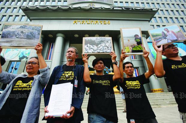 Pak Beng dam meets stiffer new resistance