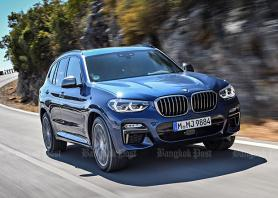 2017 BMW X3 first drive review