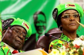 Mugabe named WHO 'goodwill ambassador'