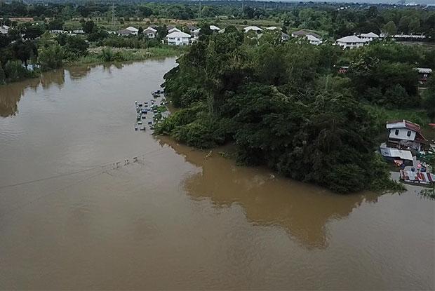 33 provinces, Bangkok brace for storms through Monday