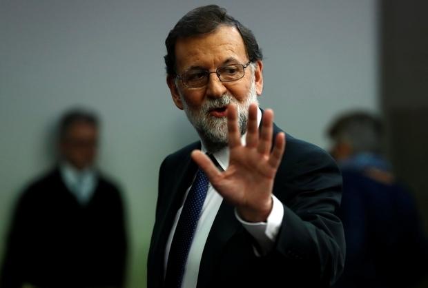 Spanish PM to sack Catalan government
