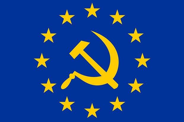 Middle Europe turns back on EU