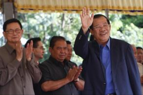 Hun Sen confirms main opposition party will be dissolved