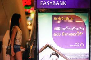 Bad loans climb for SET-listed banks
