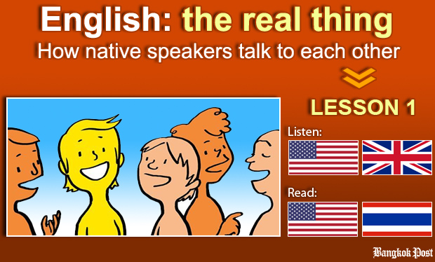 English – The real thing (1)