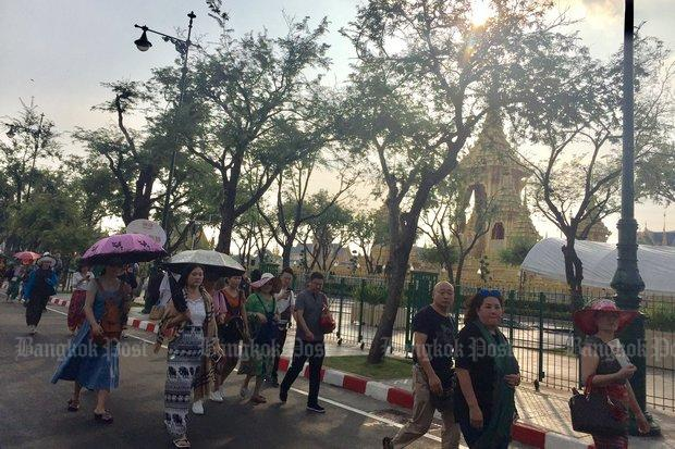 What Thailands Year of Mourning Means for Visitors