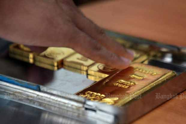 Gold prices down B50 to B20,000