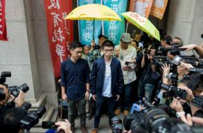 Hong Kong democracy activists win last chance to appeal