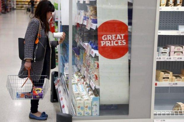 Flagging UK retail sales point to consumer weakness