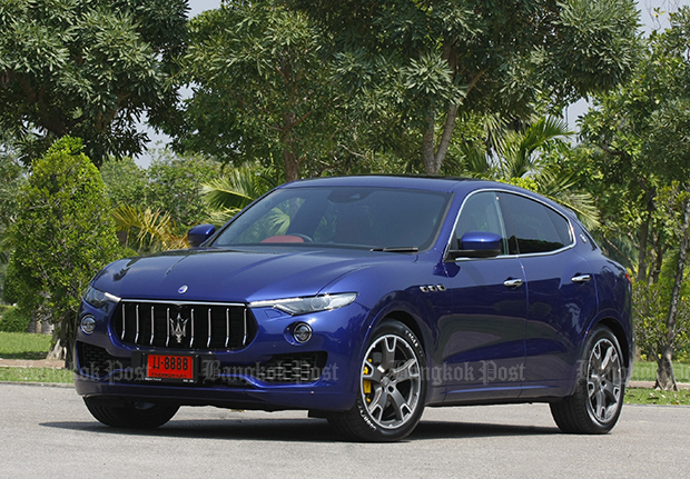 Maserati Levante Diesel (2017) review
