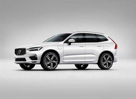 Thai pricing and specs for new Volvo XC60 | Bangkok Post: auto