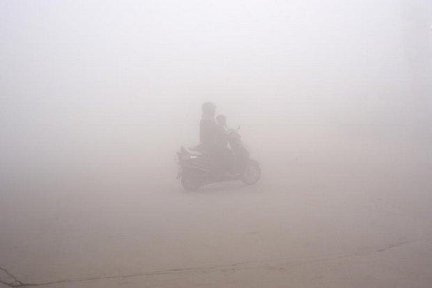 New Delhi emergency: Choked on smog