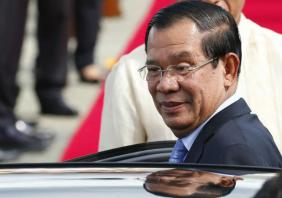 Cambodia's opposition seeks US help amid crackdown