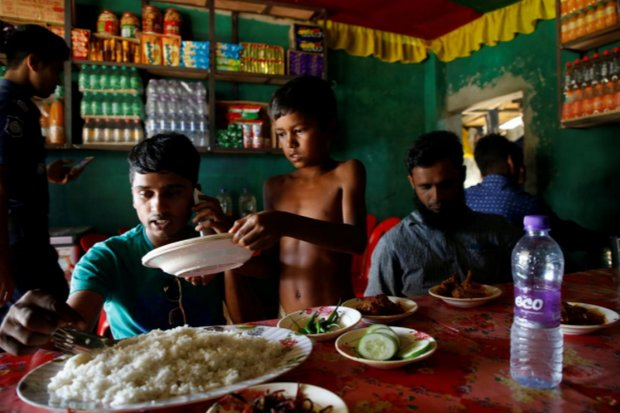 Rohingya refugee children forced into labour, marriage