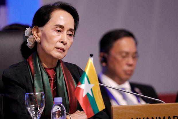 Abe offers $1bn in rural aid to Suu Kyi | Bangkok Post: news