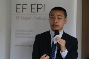 Expert sees 'promising signs' of rising English proficiency