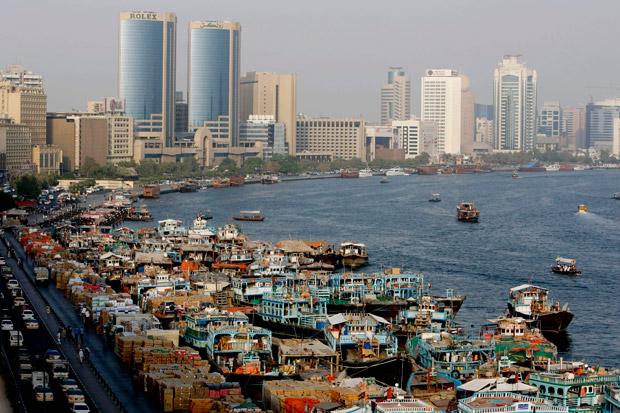 DUBAI, UAE: Desert oasis of holiday fun and adventure