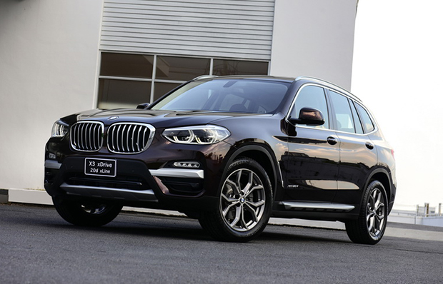 thai pricing and specs revealed for 2018 bmw x3 bangkok post auto. Black Bedroom Furniture Sets. Home Design Ideas