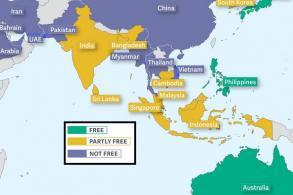 Thailand's internet freedom 'in decline'