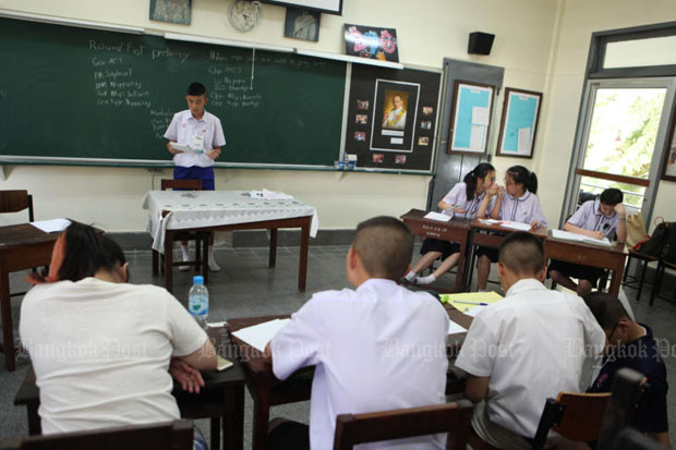 Private sector teams up with state schools
