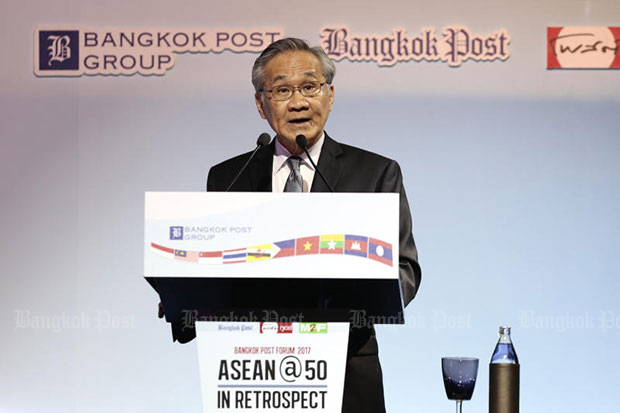 Asean needs roadmap for the future, forum told