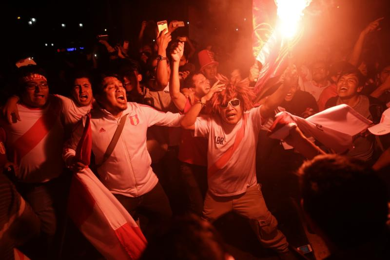 Peru beats New Zealand, earns final spot in World Cup