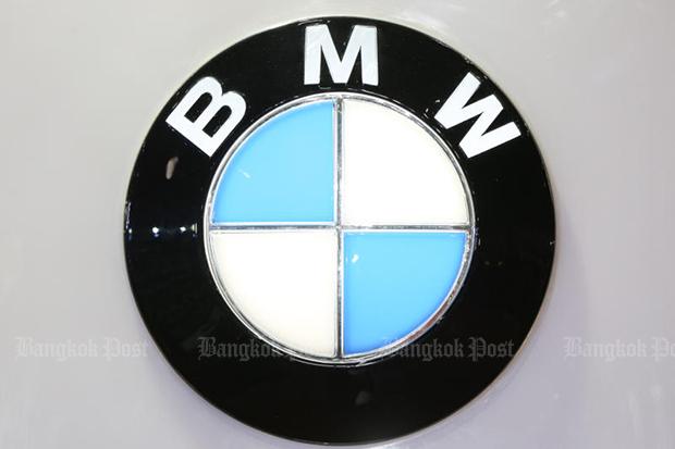BMW riding high on PHEV performance