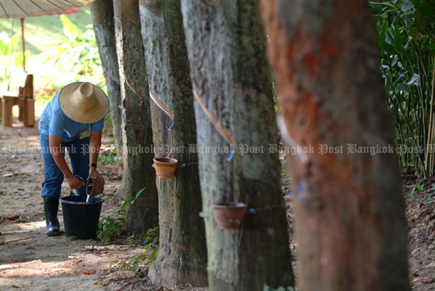 Sansern: Rubber planters were invited, not detained