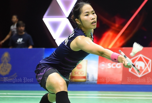Ratchanok in China semi-final