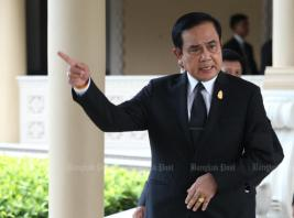Anupong, Prawit will survive rejig, PM insists