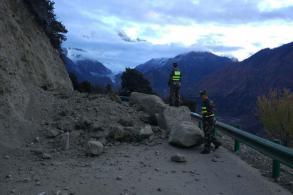 Earthquake of magnitude 6.3 strikes southern China