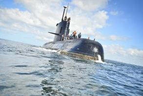 Search continues for missing Argentine submarine