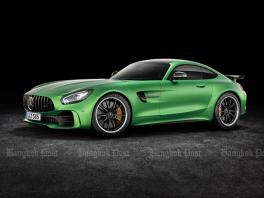 Mercedes-Benz expands sports car lineup with GT C and GT R