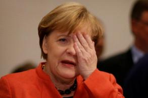Merkel coalition fails, her political future in doubt