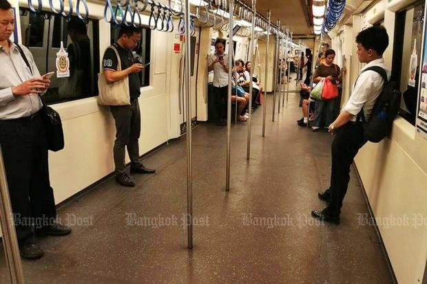 MRT seat removal criticised