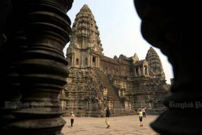 Cambodia, Myanmar to promote ancient temples
