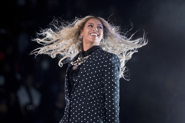 Forbes: Beyonce music's highest-earning woman