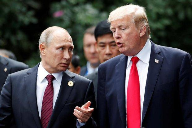 Putin to discuss Syrian settlement with Trump and Middle East leaders