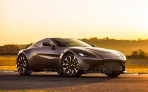 2018 Aston Martin Vantage revealed in all-new form