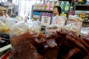 Bangkok street food goes digital