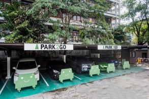 App allows booking of car park spaces